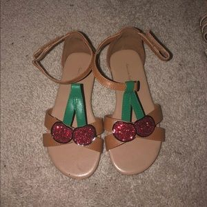 Other - Cherry sandals